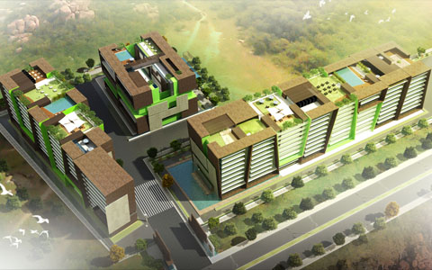 Premium Luxury Projects in Hyderabad and Chennai